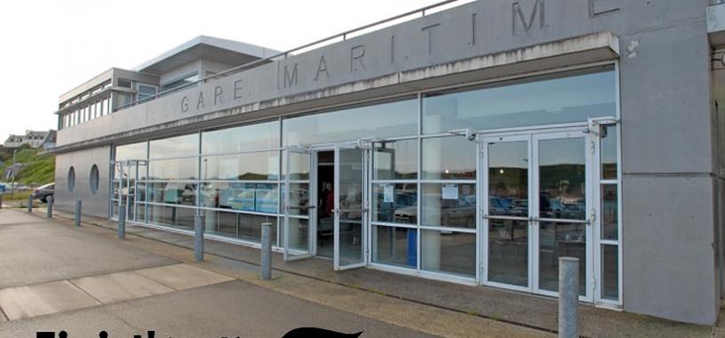 Le conquet - gare maritime